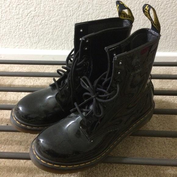 Dr martens 1460 boots black US 9 UK 7 EUR 41