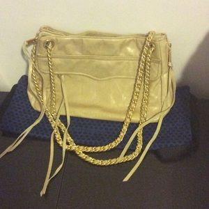 Rebecca Minkoff - Double Chain Leather Bag