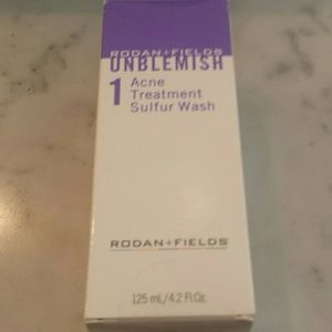 Rodan fields unblemish sulfur wash