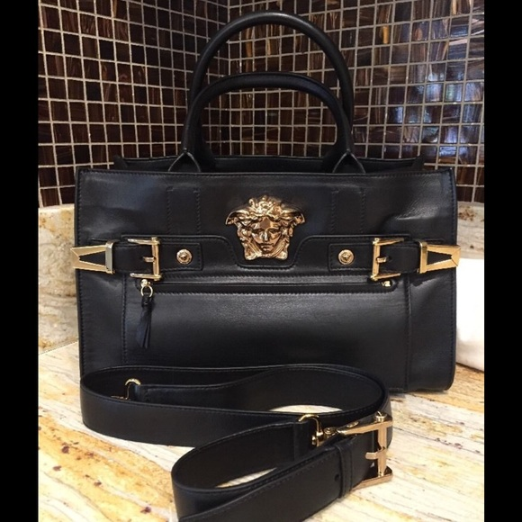 Versace Bags   Palazzo Bag   Poshmark 7b99958ce6