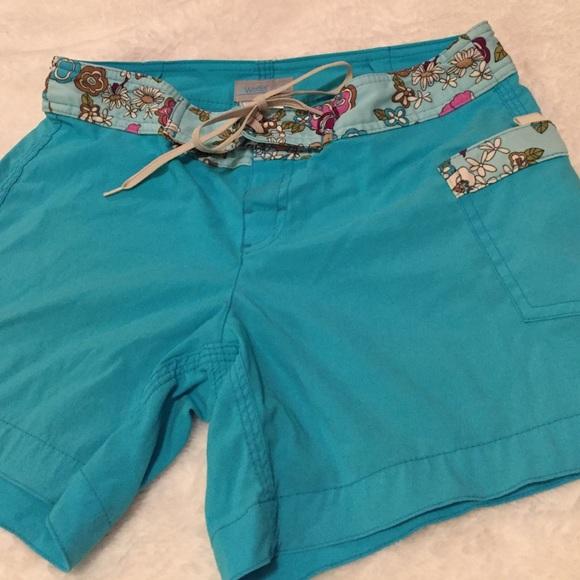 51448e5405 Patagonia Water Girl board shorts