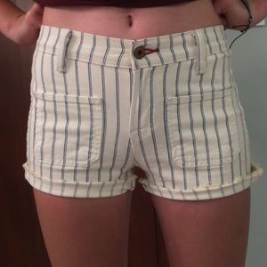 Lucky Brand Striped Shorts