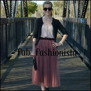 Dresses & Skirts - Little miss Darla Tulle Skirt