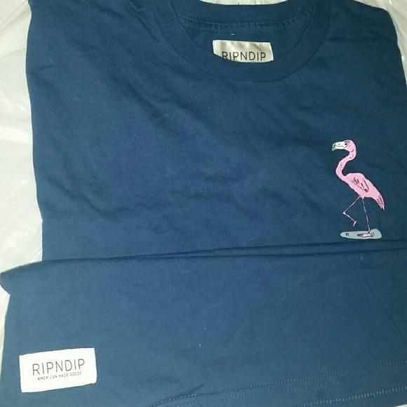 b64d25e92 RIPNDIP Shirts | Brand New Mens Tee From Zumiez | Poshmark