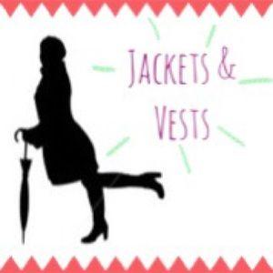 Jackets & Blazers - 🎀 Jackets, Vests, Outerwear, Activewear, etc. 🎀