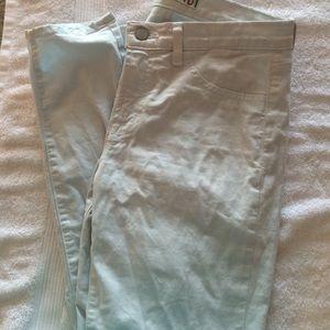 J Brand light blue pant. Size 27.