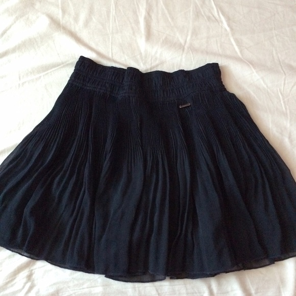 57 hollister dresses skirts hollister navy blue