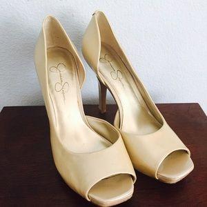 """Jessica Simpson Shoes - Jessica Simpson """"Josette"""" d´Orsay Pumps"""