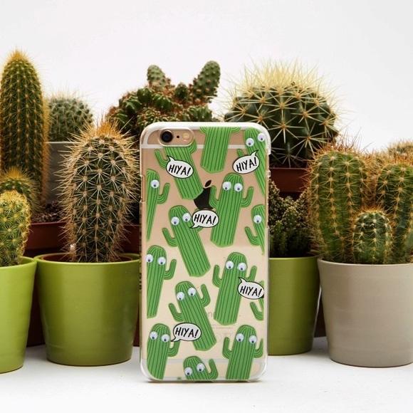 buy popular 9234f 211d0 Skinnydip Cactus iPhone 6 Case NWT