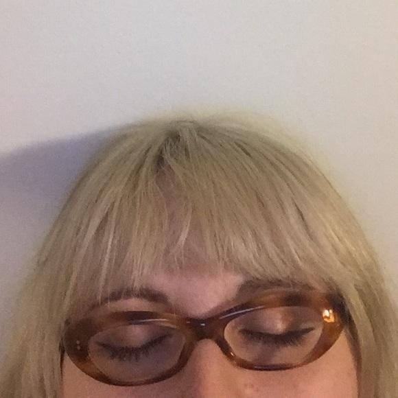 vintage plastic glasses