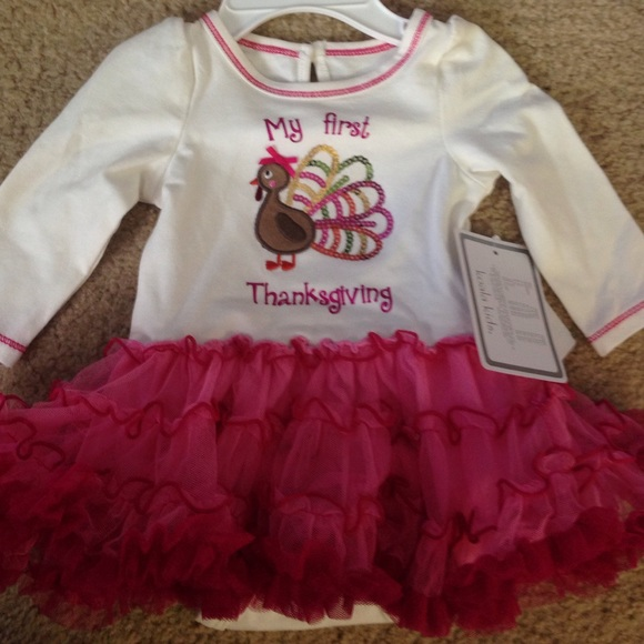 fa6a5ed45523 Koala Kids Dresses | My First Thanksgiving | Poshmark