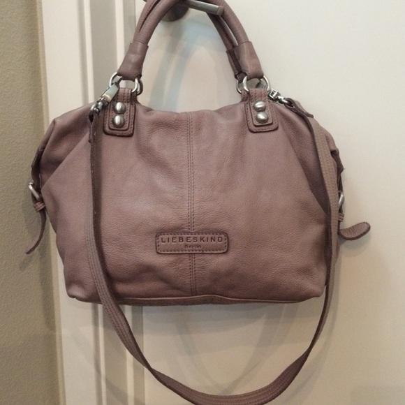 f4e9df07744f Liebeskind Berlin Handbags - Liebeskind Berlin leather handbag
