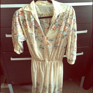 Vintage house wife dress