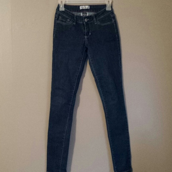 60% off Cello Jeans Denim - Dark wash skinny jeans from T's closet ...