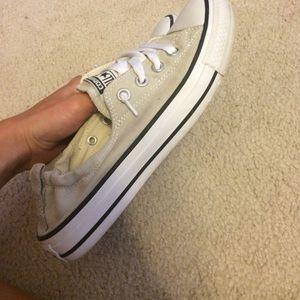 d7be5e366ef4 Converse Shoes - Cloud Grey Chuck Taylor Shoreline