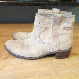 Lucky Brand Ankle Booties 8.5