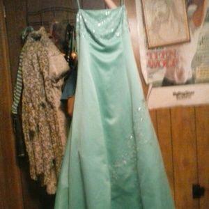 City Triangles Prom Dress