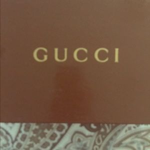 Authentic Gucci shoes size 8b with dust bag,box