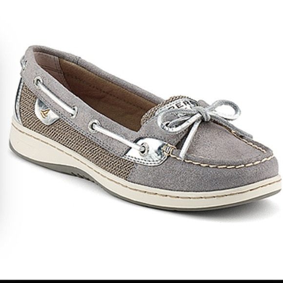 Sperry Angelfish Suede
