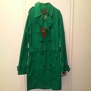 Ben Sherman Trench Coat