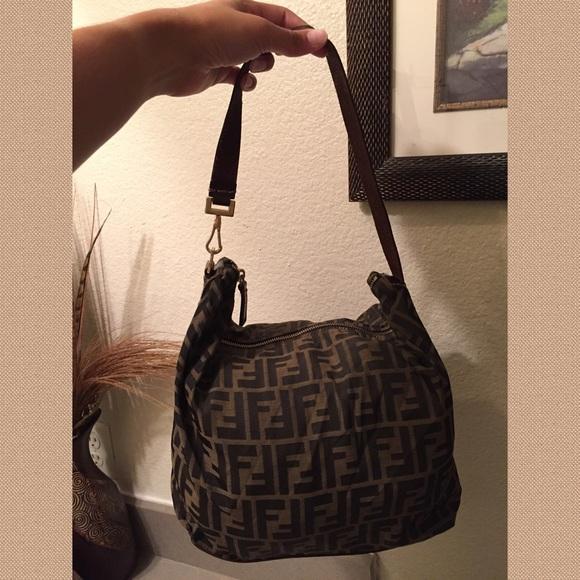ea895f54cb FENDI Bags | Hobo Shoulder Bag | Poshmark