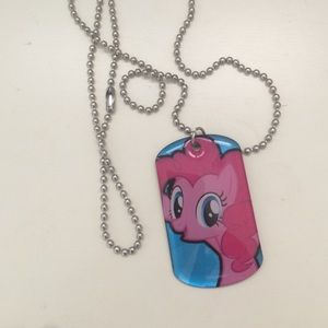 My little ponies necklace