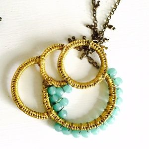 Jewelry - Long boho necklace