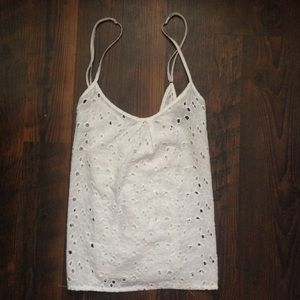 Tops - 🐰Lace tank