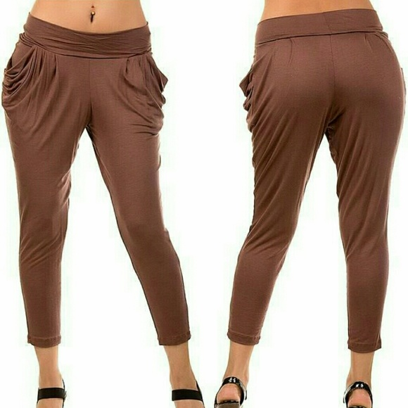 Sexy harem pants
