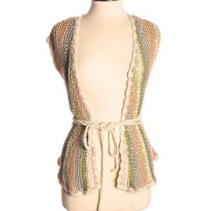 Anthropologie hwr vest