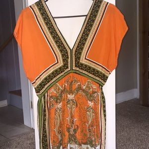 Mascara Dresses & Skirts - Size Medium tunic dress