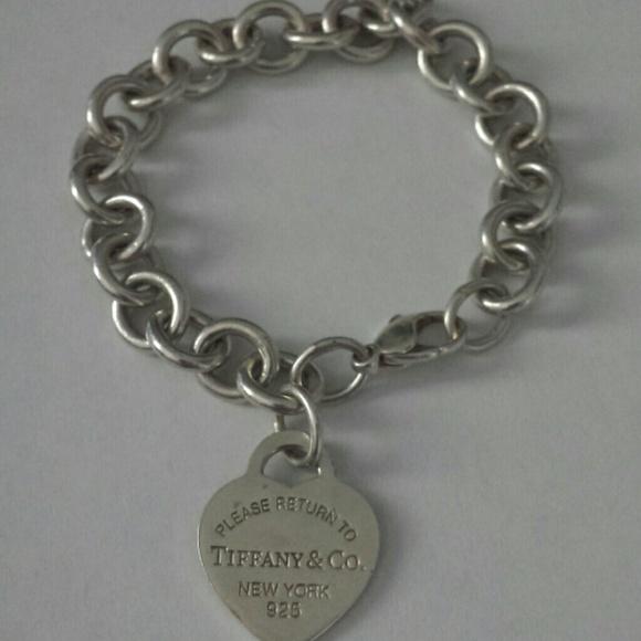 09aabd3f1 Tiffany & Co. Jewelry | 100 Aurhentic Tiffany Co Bracelet | Poshmark