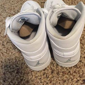 Nike Shoes - Cocaine white Jordan 1's