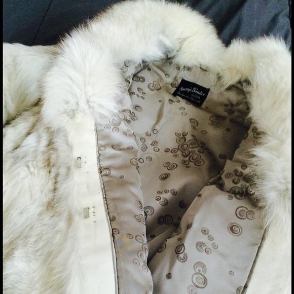 233b8b2368fd0 Fredrick James Jackets & Coats | This Womens Midlength Beaver Fur ...