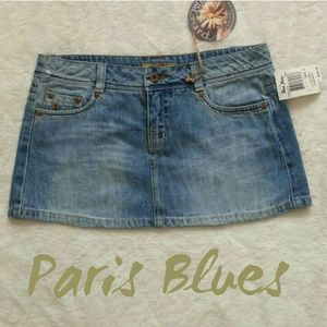 Paris Blues Dresses & Skirts - Denim Skirt