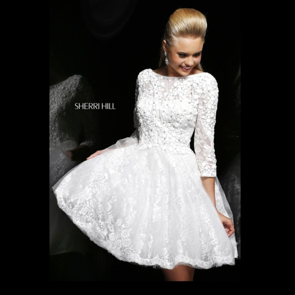 Sherri Hill Prom Homecoming Wedding Dress