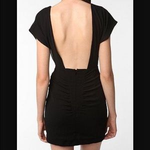 Urban Outfitters Silence + Noise backless dress