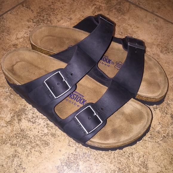 Birkenstock 'Arizona' Soft Footbed Sandals 365