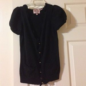 Juicy Couture sweater blouse