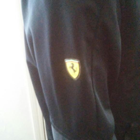 Puma Ferrari Giacca Nera MyFSDSYD