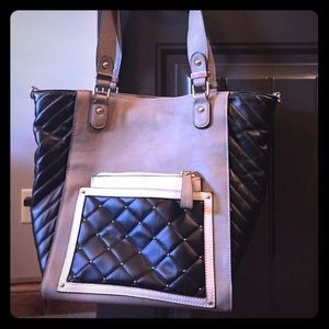 Black and Tan purse