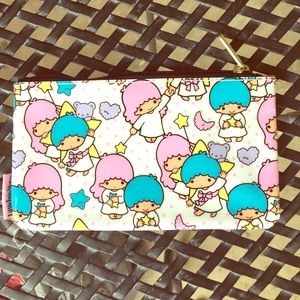 d57c6a7ab Sanrio Bags | My Little Twin Stars Makeup Bag Or Pencil Pouch | Poshmark