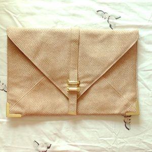 ASOS Large Envelope Clutch (USED)