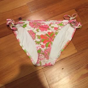 Lilly Pulitzer bathing suit bottoms!