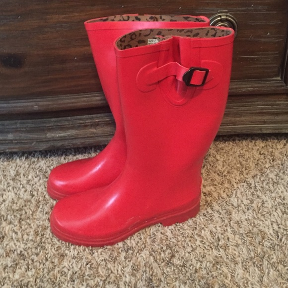 74% off Stone Creek Boots - Rain boots from Kylie's closet on Poshmark