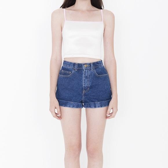 fdf7b68948a Forever 21 Denim - Forever 21 High Waisted Denim Shorts