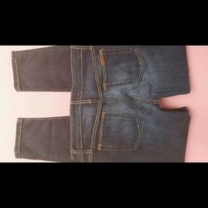 Joe's Jeans Jeans - New Joe's Dark Wash Skinny Ankle Jeans