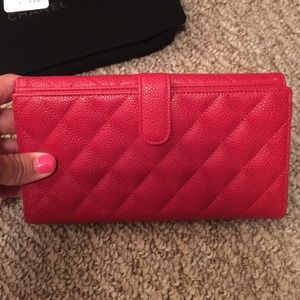 CHANEL Clutches & Wallets - SOLD!!!Additional pics for Chanel wallet