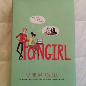 Other - Hardcover Fan girl