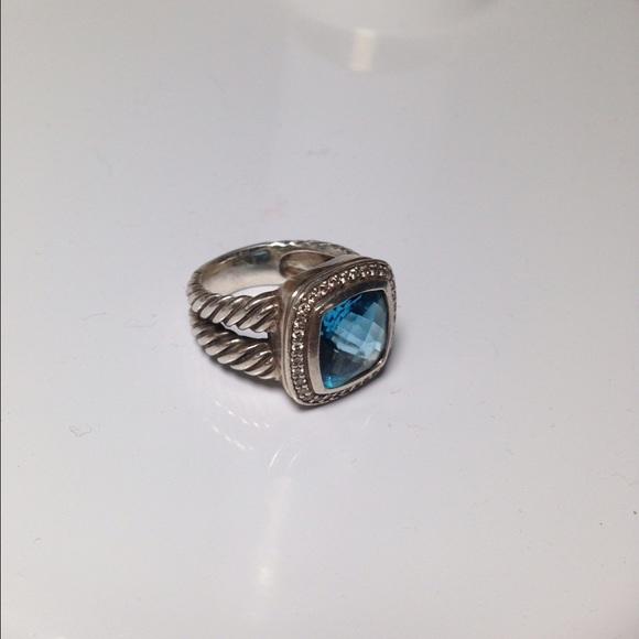 57 david yurman jewelry david yurman blue topaz